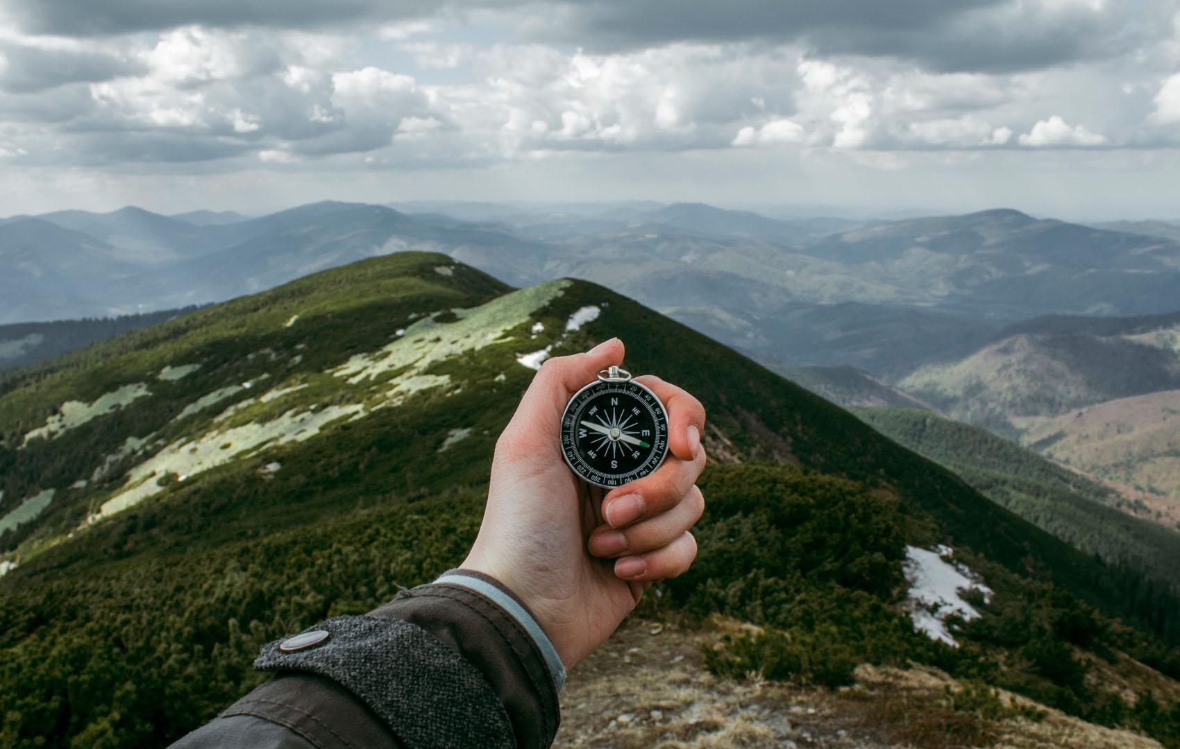 Volg je innerlijke kompas