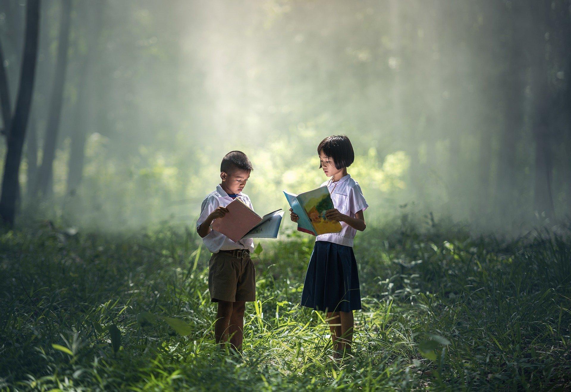 De intuitief lerende spart en overlegt graag om zijn gevoel te toetsen en zo te leren